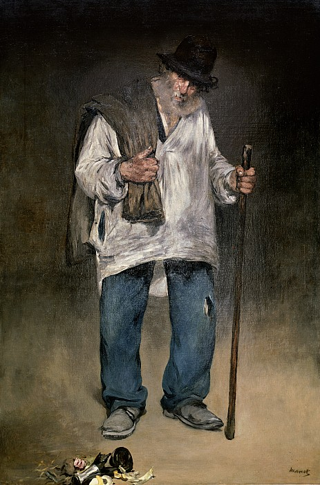 manet-ragpicker